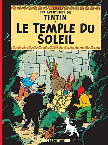 9782203006461: Les Aventures de Tintin, Tome 14 : Le Temple du Soleil : Mini-album