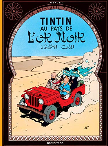 9782203006478: Tintin Au Pays De L'or Noir MINI ALBUM (French Edition)
