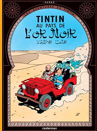 9782203006478: Les Aventures de Tintin, Tome 15 : Tintin au pays de L'or Noir : Mini-album