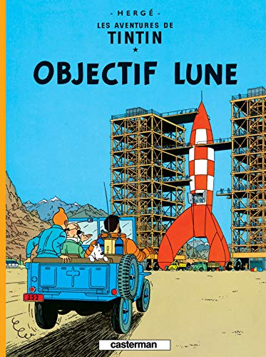 9782203006485: Obectif Lune - Tintin Petit Format (Les Aventures de Tintin) (French Edition)