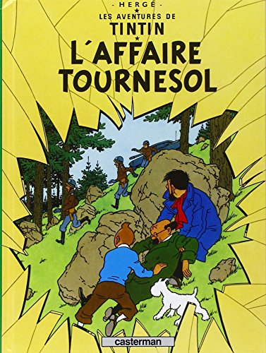 9782203006508: Les Aventures de Tintin, Tome 18 : L'affaire Tournesol : Mini-album
