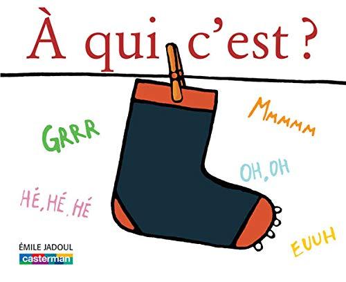 9782203006782: A qui c'est ? (French Edition)