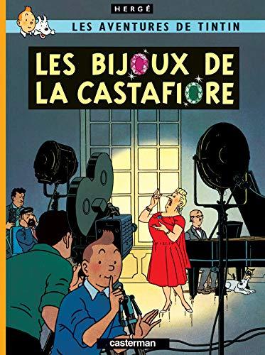 9782203007659: Les Bijoux De LA Castafiore - Petit Format (Tintin) (French Edition)