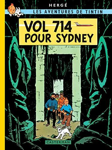 9782203007666: Les Aventures de Tintin, Tome 22 : Vol 714 pour Sydney : Mini-album
