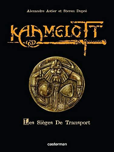 Kaamelott, Tome 2 : Les sièges de transport : Edition collector: Alexandre Astier, Beno�t ...