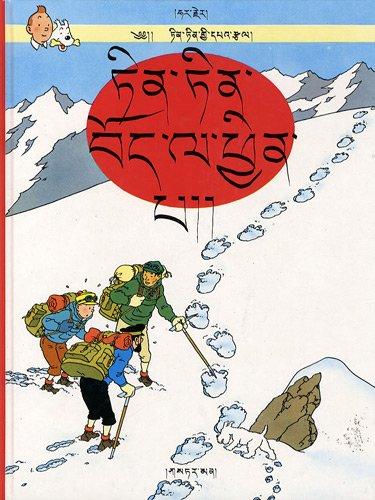 9782203009035: Tintin tibetain tintin au tibet (French Edition)