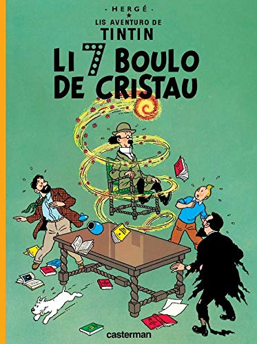 9782203009226: Tintin provencal sept boules de cristal
