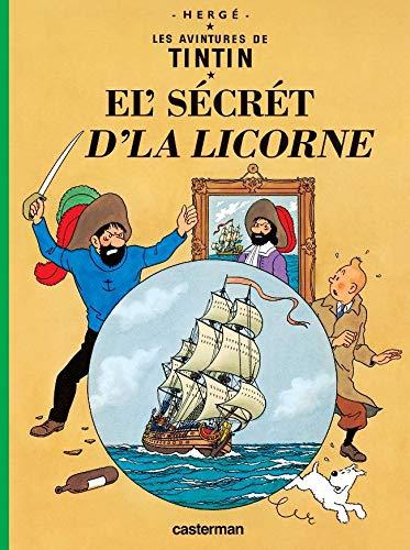 9782203009257: Le secret de la licorne (cht'I)