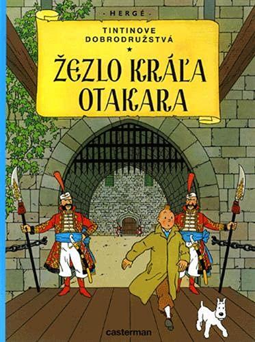 9782203009295: Tintin ET Le Sceptre D'Ottokar En Slovaque (Slavic Edition)