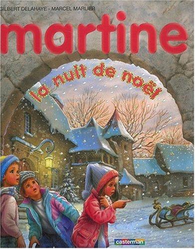 9782203009455: martine - la nuit de noel (French Edition)