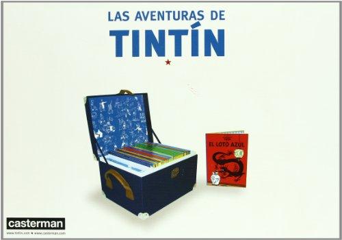 9782203009721: Las aventuras de Tintin/ The Adventures of Tintin (Tintin, Centenario) (Spanish Edition)