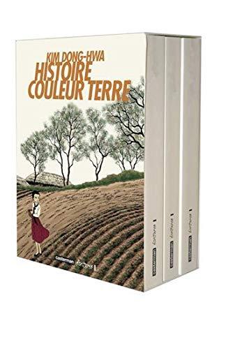 Histoire Couleur Terre : Coffret en 3 volumes (French Edition): Dong-hwa Kim