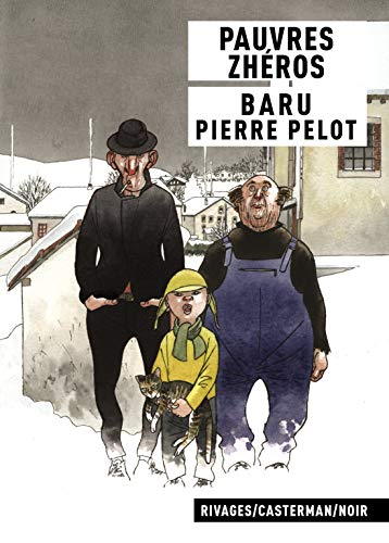 9782203010246: Pauvres zhéros (French Edition)