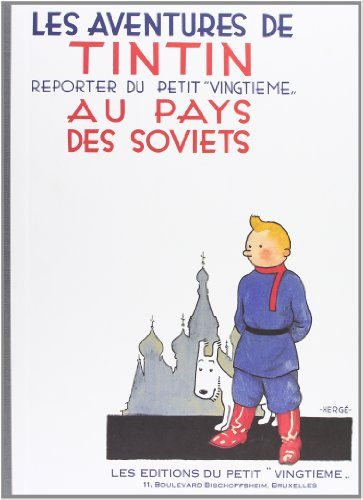9782203011014: Tintin Au Pays Des Soviets (English and French Edition)