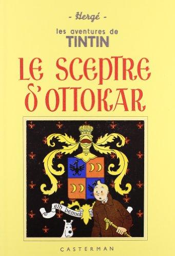 9782203011083: Les Aventures de Tintin : Le Sceptre d'Ottokar : Edition fac-similé en noir et blanc (Fac-similés)