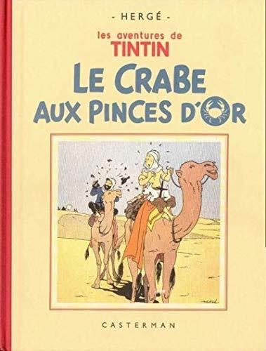9782203011090: Le Crabe aux pinces d'or (fac-similé 1941)