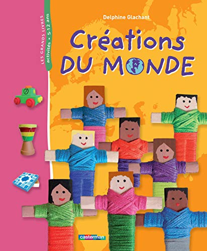 9782203013308: Créations du monde (French Edition)