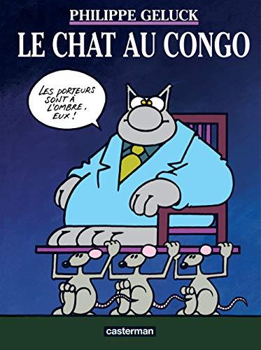 9782203013650: Le Chat, Tome 5 : Le Chat au Congo : Mini-album