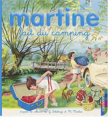 9782203014053: Martine fait du camping