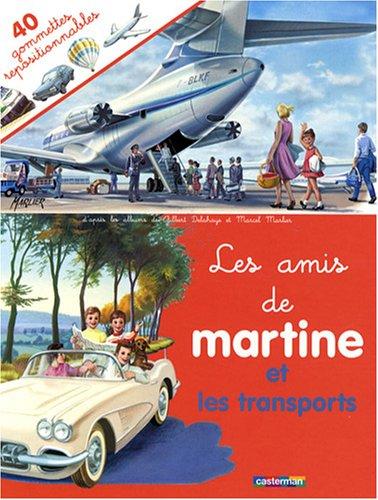 9782203014138: Les amis de Martine et les transports