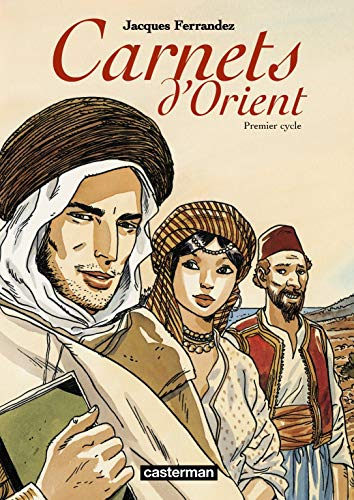 9782203014541: Carnets d'Orient (French Edition)