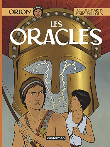 9782203014749: Orion, Tome 4 : Les oracles