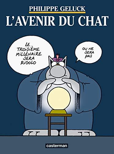 9782203015852: Le Chat, Tome 9 : L'avenir du Chat : Mini-album
