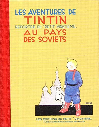 9782203016019: Tintin au pays des Soviets (Fac-similé, 1930)