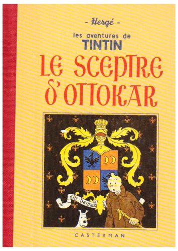 9782203016088: Mini tintin sceptre (Mini-Albums Fac)