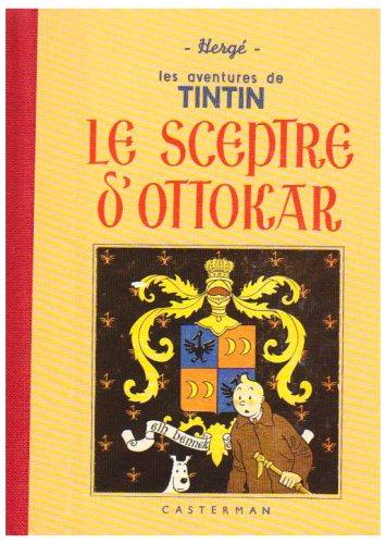 9782203016088: Le Sceptre d'Ottokar (Fac-similé, 1939)