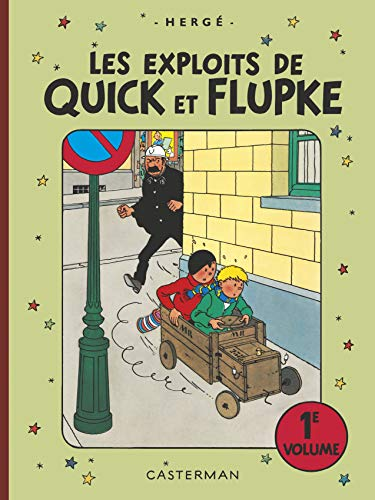 Les Exploits De Quick (French Edition): HERGE