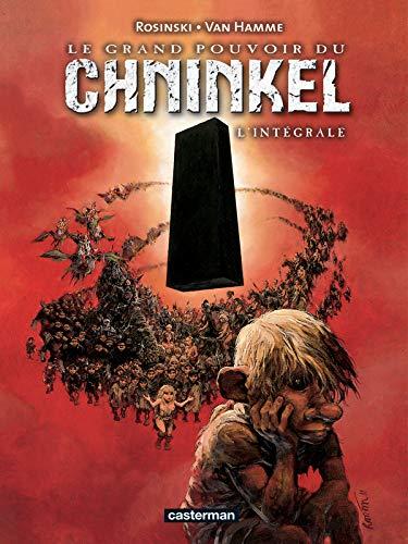 9782203016699: Le grand pouvoir du Chninkel : L'intégrale