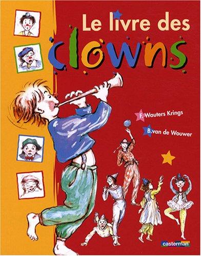 9782203016712: Le livre des clowns