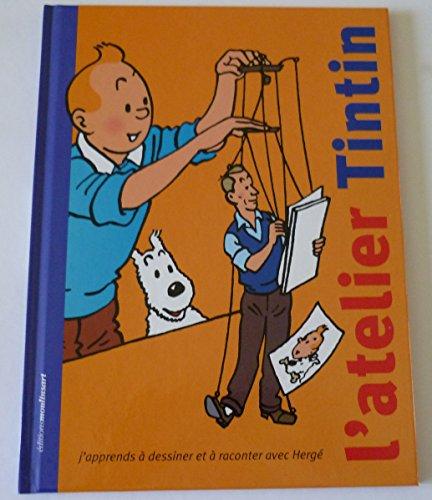 9782203018952: Prime Livre Atelier Tintin - Moulinsart 09/2008