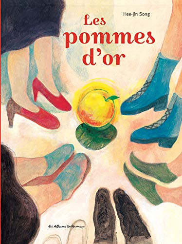 9782203019195: Les pommes d'or (French Edition)