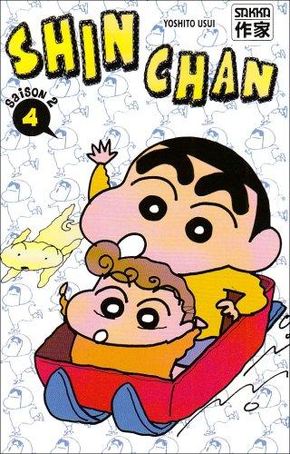 9782203019270: Shin-Chan, Saison 2, Tome 4