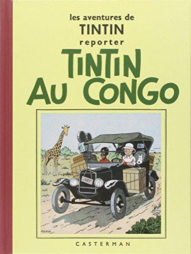 TINTIN T2 TINTIN AU CONGO N&B (PF): HERGE