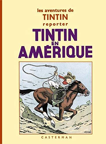 9782203019997: Tintin En Amerique / Mini / Fac Simile Black and White (French Edition)