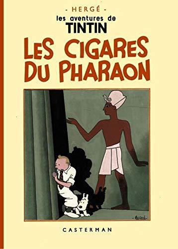 9782203020009: Les Aventures de Tintin : Les cigares du pharaon