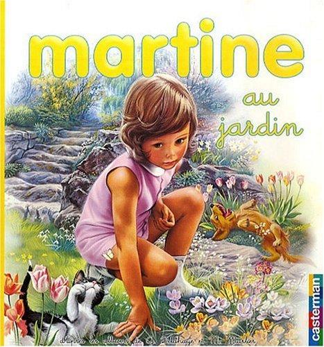 9782203021808: Martine au jardin