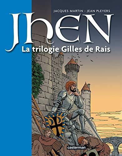 9782203022942: Les aventures de Jhen, Tome 1 : La trilogie Gilles de Rais