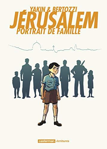 9782203024090: Jérusalem : Portrait de famille