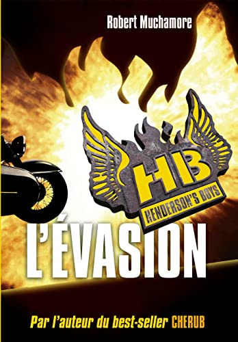 9782203024298: Henderson's Boys, Tome 1 : L'évasion