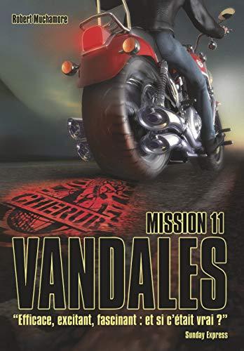 Vandales (2203024321) by Robert Muchamore