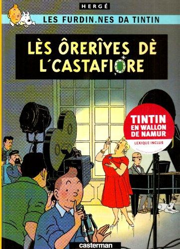 9782203024519: Tintin Wallon Namurois Bijoux Castafiore
