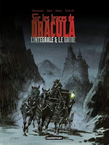 9782203025134: Sur les traces de Dracula, L'intégrale et le gu :