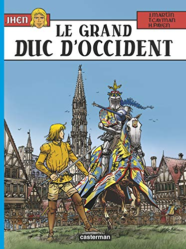 9782203025387: Jhen 12/Le Grand Duc D'Occident (French Edition)