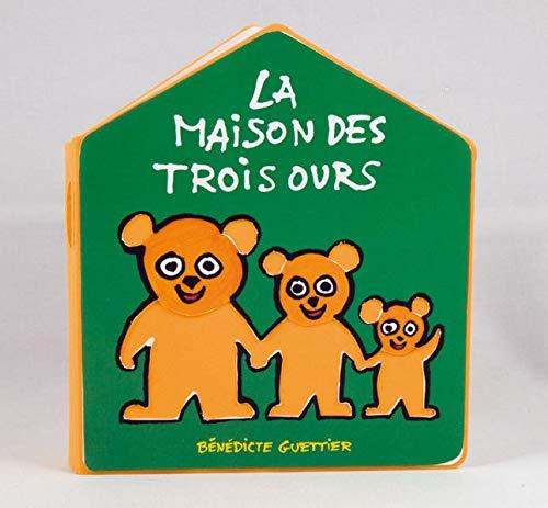 9782203025851: La maison des trois ours