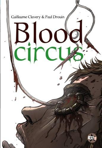 9782203025905: Blood circus