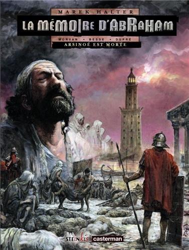 9782203026544: La Mémoire d'Abraham, Tome 2 : Arsinoé est morte